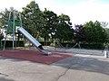 Csúszda, Fegyvernek utcai park, 2020 Albertfalva.jpg