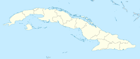 Banes, Cuba is located in Cuba