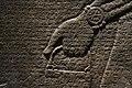 Cuneiform script - Winged genies from Nimrud - Ägyptisches Museum - Munich - Germany 2017.jpg