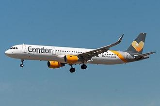 Airbus A321 - A Condor A321