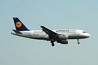 D-AKNJ - A319 - Germanwings