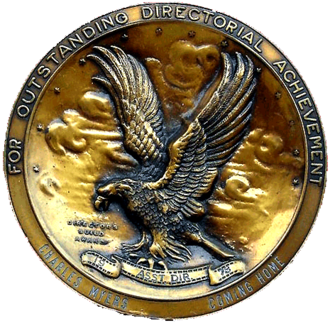 Directors Guild of America Award - Logo Medallion of the Directors Guild of America Award