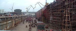 Shipyard - Gdynia Shipyard