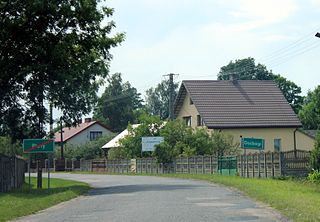 Daćbogi, Masovian Voivodeship Village in Masovian, Poland