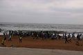 Dakar spiaggia giovani in allenamento 3.jpg
