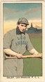 Daley, Los Angeles Team, baseball card portrait LCCN2008676989.tif