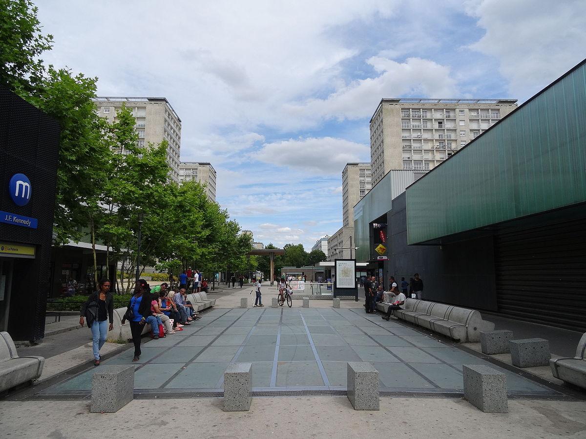 Quartier villejean beauregard wikip dia - Piscine villejean rennes ...