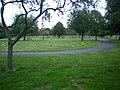 Danescourt Cemetery, Tettenhall - geograph.org.uk - 1506193.jpg