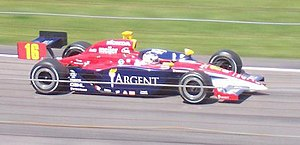 Danica Patrick - Patrick at the 2006 Indianapolis 500