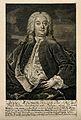 Daniel Wilhelm Triller. Line engraving by Fritzsch, 1759, af Wellcome V0005900.jpg