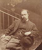Dante Gabriel Rossetti -  Bild