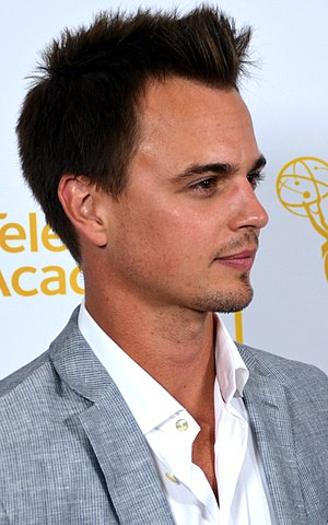 Darin Brooks - Brooks at the 2014 Daytime Emmy Awards Nominees Cocktail Reception in June 2014