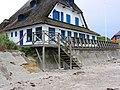 """Das Haus von """"Tochter Hesse"""" am Strand.jpg"""