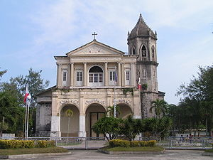 Dauis, Bohol - Image: Dauis Church