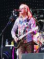 Davey Johnstone at Elton John Concert Wiesbaden.jpg