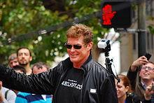 David Hasselhoff nel 2009