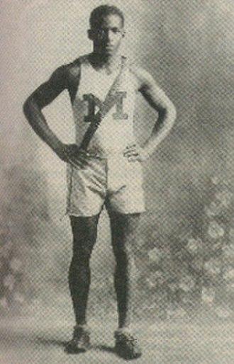 DeHart Hubbard - Image: De Hart Hubbard 1924