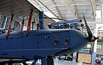 De Havilland DH.9 detail, Imperial War Museum, Duxford, May 19th 2018. (46043479754).jpg