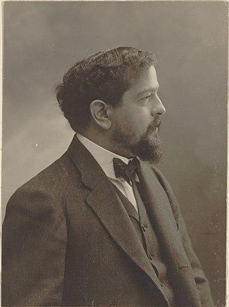 Prélude à l'après-midi d'un faune - Claude Debussy in 1905