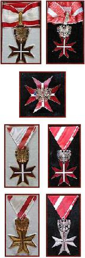 Decoration of Honour for Services to the Republic of Austria - Image: Dec Serv Rep Austria 2