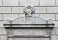 Decoration over west door, Martins Bank Building.jpg