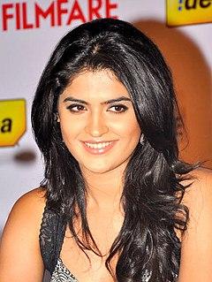 Deeksha Seth Indian actress