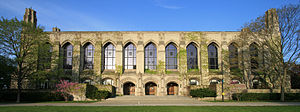 Northwestern University - Deering Library (1933)