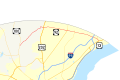 Delaware Route 92 map.svg