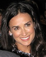 Demi Moore at Huffington Post Pre-Inaugural Party, 2009 (cropped).jpg