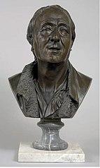 Büste Denis Diderot