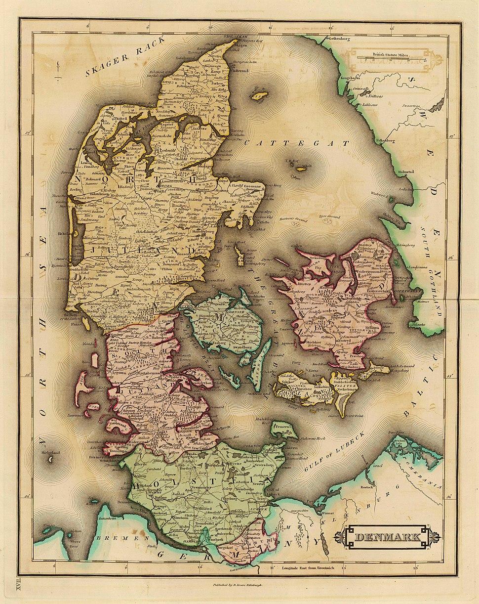 Denmark 1831