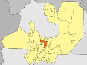 Capital Department, Salta - Image: Departamento Capital (Salta Argentina)