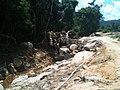 Destruição^ 2013, aonde o rio transbordou... - panoramio (2).jpg