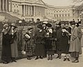 Detail, National Woman's Party before the Capitol 160003v (cropped).jpg