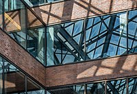 Detail of the Central Branch of Greater Victoria Public Library, Victoria, British Columbia, Canada 01.jpg