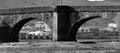 Detalle puente de Molins de Rey, hacia el año 1867, 03094.tif