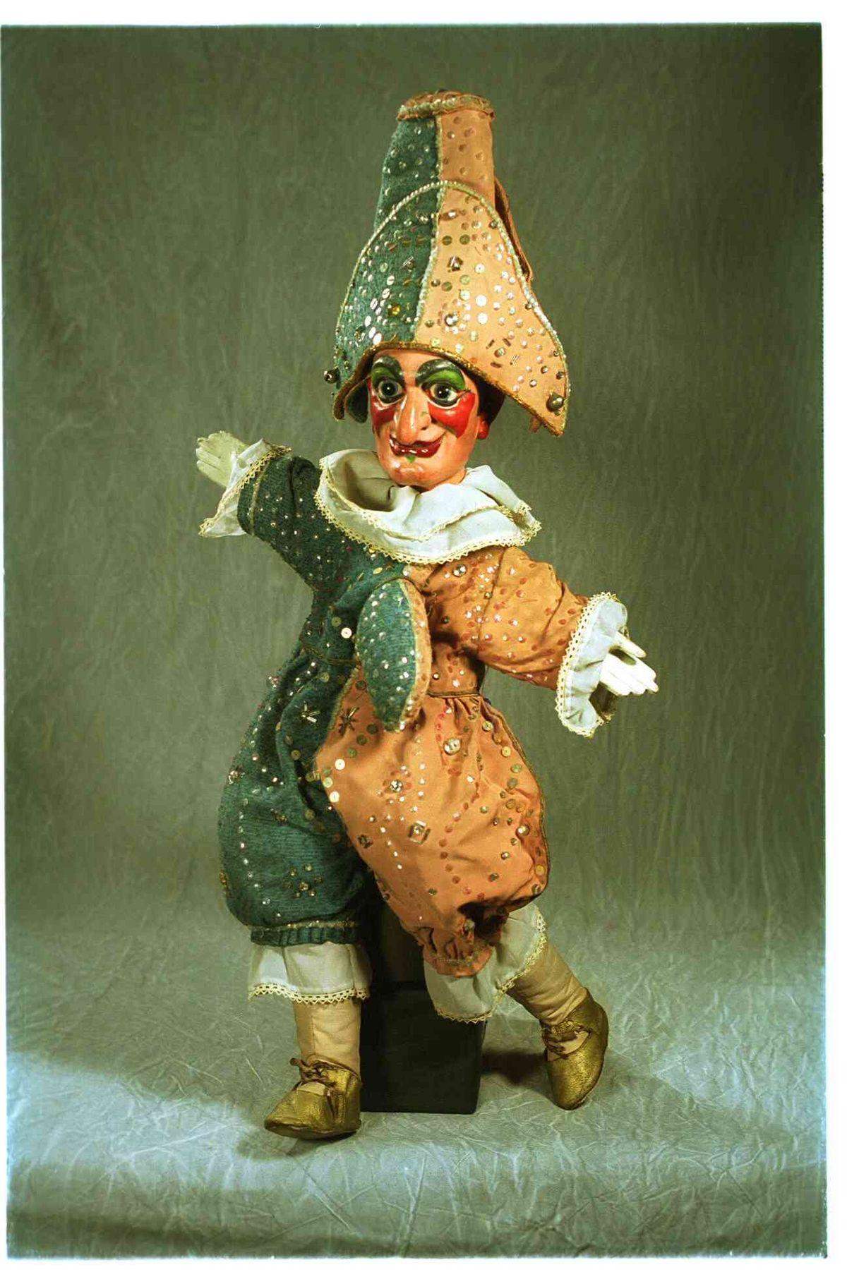 Marionnette Wikipédia