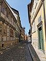 Die mittelalterliche Straße Pölle. in Quedlinburg.jpg