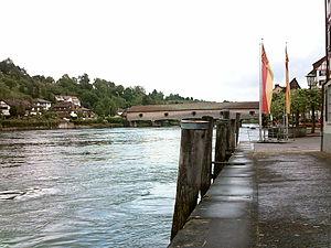 Diessenhofen - Rhine bridge