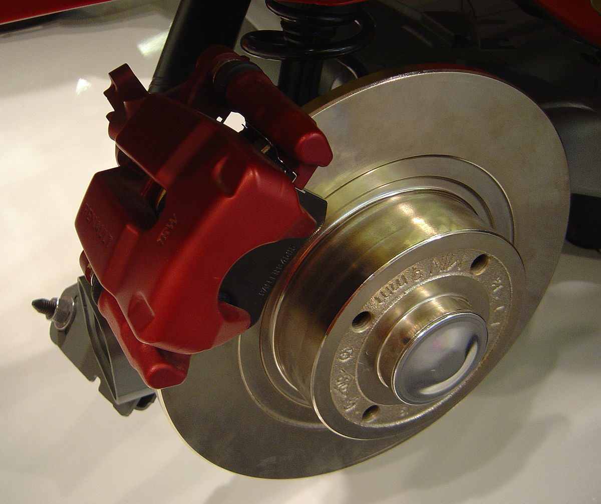 Car Brake Repair Service: Disc Brake
