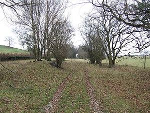 Dismantled railway - geograph.org.uk - 635860