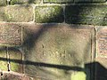 Distance marker on the city walls - ¼ Mile - geograph.org.uk - 632899.jpg