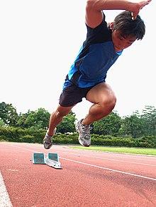 Velocità (atletica leggera)