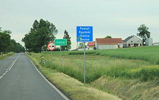 Dobre, Rypin County Village in Kuyavian-Pomeranian, Poland