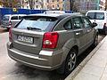 Dodge Caliber CRD - Zajecza, Warszawa.jpg