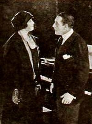 Crauford Kent - Alice Joyce and Crauford Kent in Dollars and the Woman (1920)