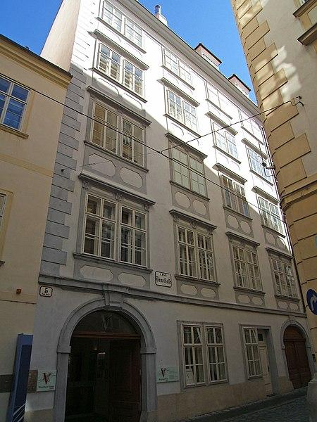 Mozart`s House