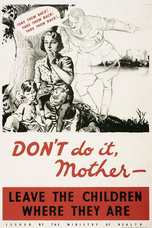 Don%27t do it Mother Art.IWMPST3095