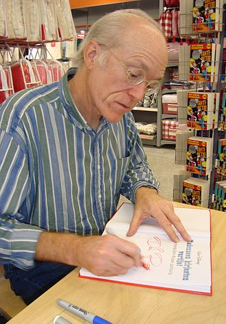 Clan McDuck - Image: Don Rosa in Helsinki 2008