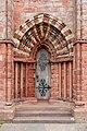 Doorway detail, St Magnus Cathedral, Kirkwall, Orkney.jpg